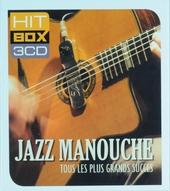 Hitbox : jazz manouche - tout les plus grands succes