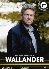 Kenneth Branagh's Wallander. Volume 3