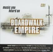 Music you heard on Boardwalk Empire. vol.1