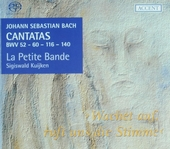 Cantatas for the complete liturgical year. Vol. 15, Wachet auf, ruft uns die Stimme