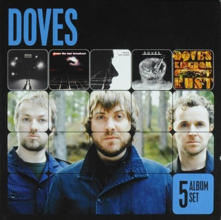 5 album set