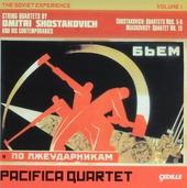 String quartets by Dmitri Shostakovich and his contemporaries. vol.1