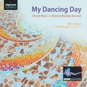 My dancing day