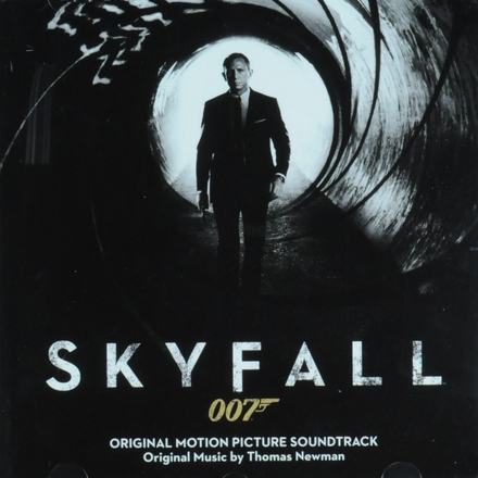Skyfall : original motion picture soundtrack