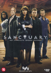 Sanctuary. Het complete tweede seizoen