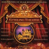 10 jaar Efteling theater 2002-2012 : hoogtepunten uit 10 jaar betoverend theater!