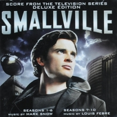 Smallville : score from the televion series