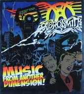 Music from another dimension!
