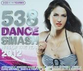 Radio 538 dance smash : Hits of the year 2012
