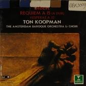 Requiem a 15 ; Vesperae a 32