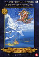 De sneeuwkoningin ; De wilde zwanen