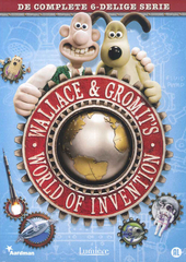 Wallace & Gromit's world of invention : de complete 6-delige serie