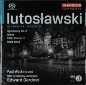 Orchestral works III