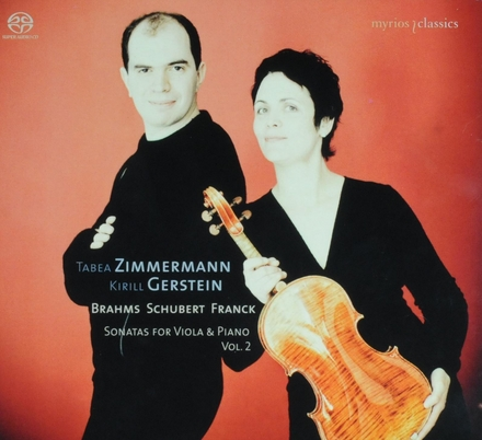 Sonatas for viola & piano. Vol. 2