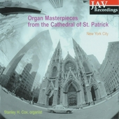 Organ masterpieces from the Cathedral of St. Patrick