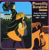 Piccadilly sunshine : British pop psych and other flavours 1967-1970. vol.3
