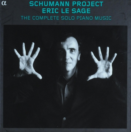Schumann project : the complete solo piano music
