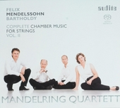 Complete chamber music for strings vol.II. vol.2