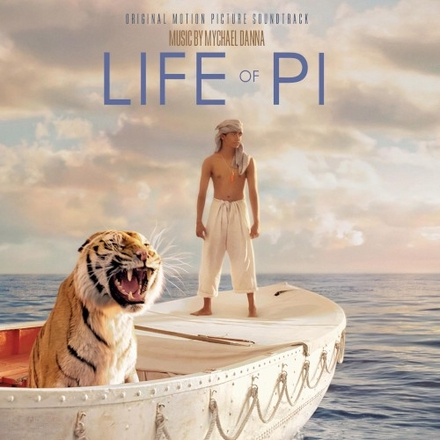 Life of Pi : original motion picture soundtrack