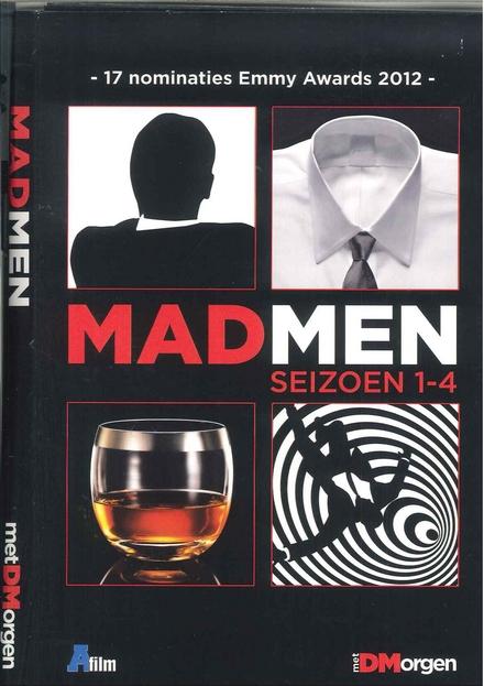 Mad men. Seizoen 1-4