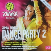 Zumba fitness dance party : 2012 top latin dance hits. Vol. 2