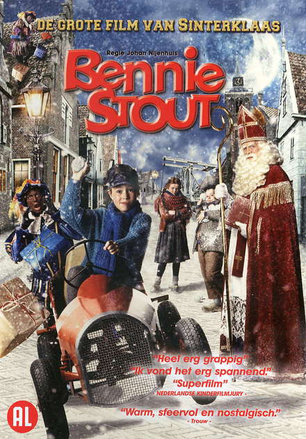 Bennie Stout : de grote film van Sinterklaas