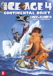 Ice Age 4 : continental drift
