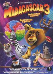 Madagascar 3 : op avontuur in Europa