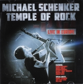 Temple of rock : Live in Europe