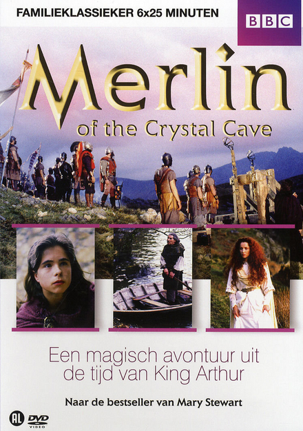 Merlin of the crystal cave
