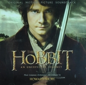 The Hobbit : an unexpected journey : original motion picture soundtrack