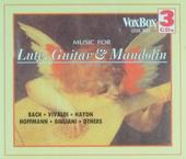 Music for lute, guitar & mandolin