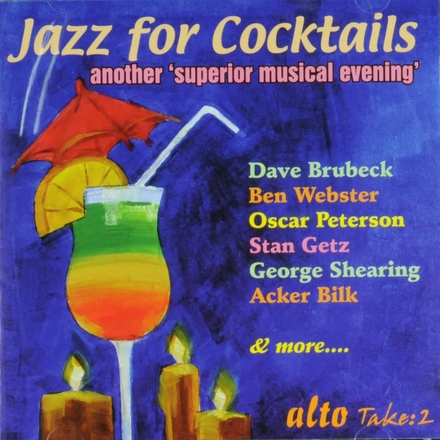 Jazz for cocktails : 20 more classic tracks