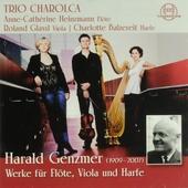 Werke für Flöte, Viola und Harfe