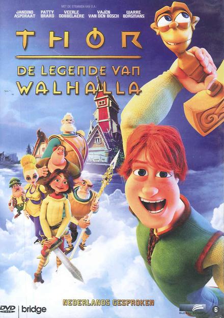 Thor : de legende van Walhalla