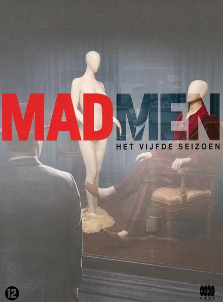 Mad men. Het vijfde seizoen