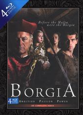 Borgia. De complete serie