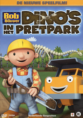 Dino's in het pretpark