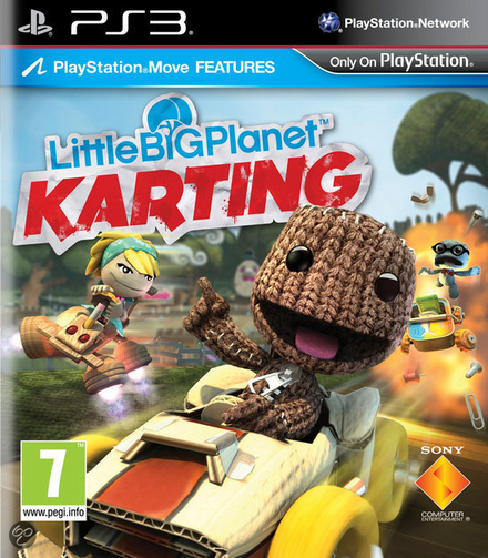 Little Big Planet carting