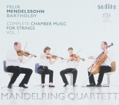 Complete chamber music for strings. vol.1