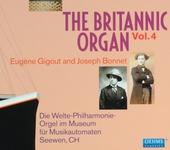 The Britannic organ : die Welte-Philharmonie-Orgel im Museum für Musikautomaten Seewen, CH. Vol. 4