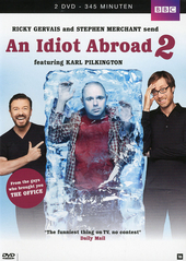An idiot abroad. 2
