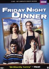 Friday night dinner. Het complete eerste seizoen