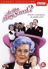 Are you being served?. De complete serie 7