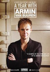 A year with Armin Van Buuren