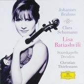 Johannes Brahms & Clara Schumann
