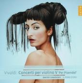 Concerti per violino V 'per pisendel'