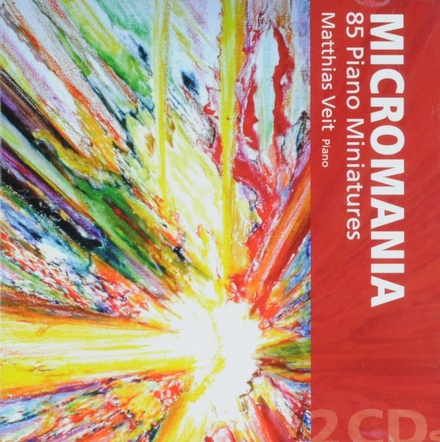 Micromania : 85 piano miniatures