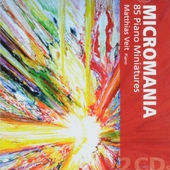 Micromania : 85 piano miniatures