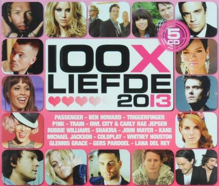 100 x liefde 2013
